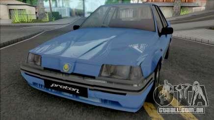 Proton Saga Iswara 2nd Gen para GTA San Andreas