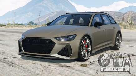 Audi RS 6 Avant (C8) V2.〡0 v2.0 para GTA 5