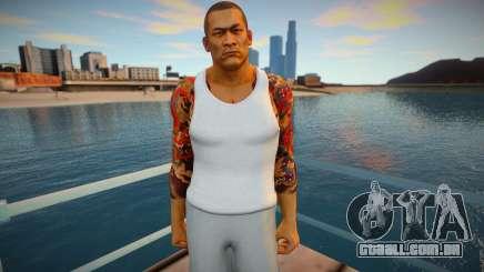Wei Hai Lee - Yakuza 0 para GTA San Andreas