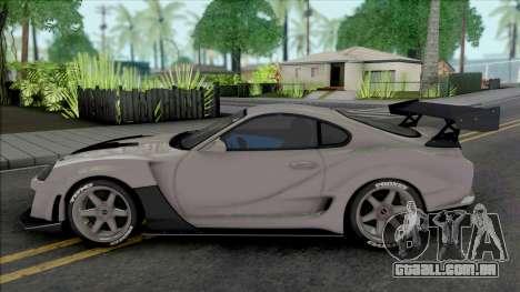 Toyota Supra (A80) Varis para GTA San Andreas