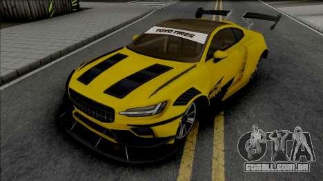Polestar 1 2019 [LQ & Tunable] para GTA San Andreas