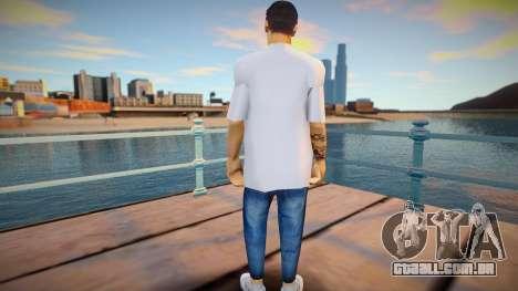 New somyst skin para GTA San Andreas