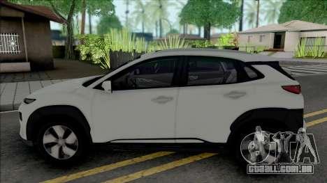 Hyundai Encino EV 2019 para GTA San Andreas