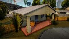 Casa do Novo Gueto para GTA San Andreas