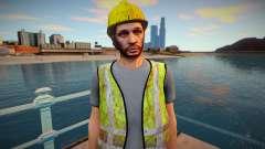 GTA Online Skin Construction Workers v2
