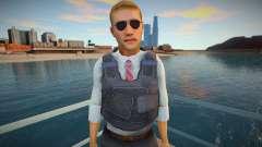 Oficial da FSB v1 para GTA San Andreas