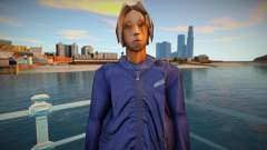 Maccer em uma jaqueta elegante para GTA San Andreas