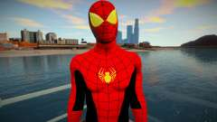Spidey Suits in PS4 Style v4 para GTA San Andreas