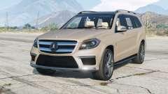 Mercedes-Benz GL 63 AMG (X166) 2013 v1.3 para GTA 5