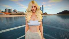 Helena Douglas Casual v8 para GTA San Andreas