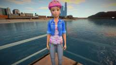 Barbie from Barbie and Her Sisters v1 para GTA San Andreas