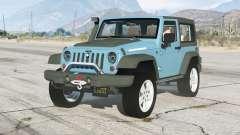 Jeep Wrangler Rubicon (JK) 2011 para GTA 5