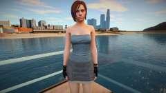 Jill Valentine from Resident Evil 3 para GTA San Andreas