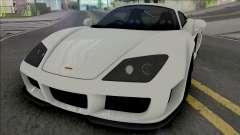 Noble M600 2010 [RHD] para GTA San Andreas
