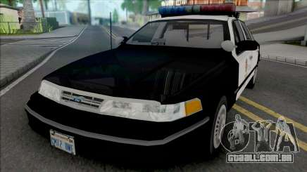 Ford Crown Victoria 1995 CVPI LAPD v2 para GTA San Andreas