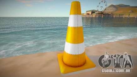 Cone rodoviário para GTA San Andreas