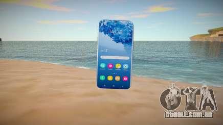 Samsung Galaxy s20 v3 para GTA San Andreas