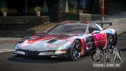Chevrolet Corvette GS-U S9 para GTA 4