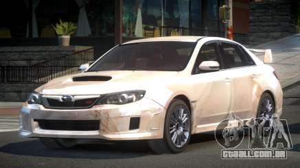 Subaru Impreza GST-R S8 para GTA 4