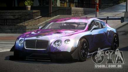 Bentley Continental SP S5 para GTA 4