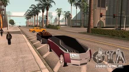 Limo para GTA San Andreas