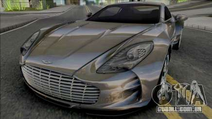 Aston Martin One-77 (Asphalt 8) para GTA San Andreas