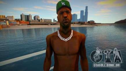 LQ Sweet Topless para GTA San Andreas