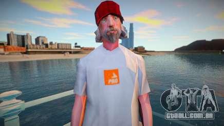 Verdade fashionista para GTA San Andreas