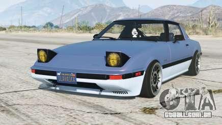 Mazda RX-7 GSL-SE (SA) 1985 para GTA 5