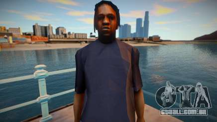 Bmycr fashionista para GTA San Andreas