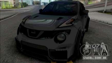 Nissan Juke R para GTA San Andreas