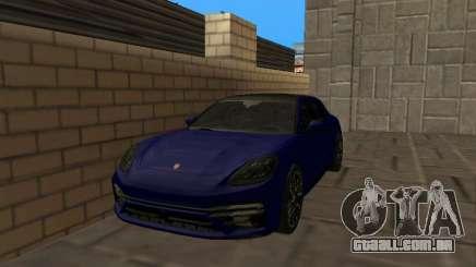 Porsche Panamera Turbo S Turismo para GTA San Andreas