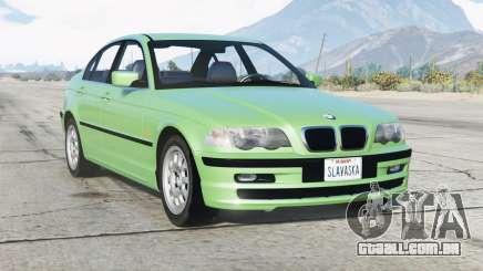 BMW 328i sedan (E46) 2000〡add-on para GTA 5