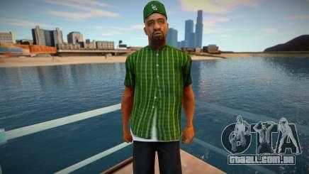 Fam3 - By Marchetti Dynasty para GTA San Andreas