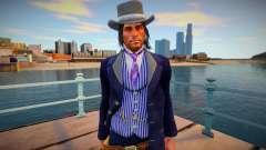 John Marston suit (from RDR2) para GTA San Andreas