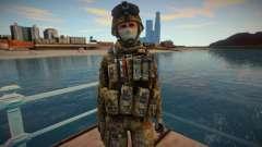 Call Of Duty Modern Warfare skin 14 para GTA San Andreas