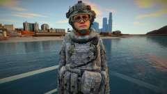 Call Of Duty Modern Warfare 2 - Army 5 para GTA San Andreas