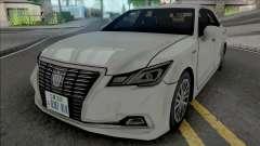 Toyota Crown Royal Saloon 2016
