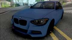 BMW M135i F20 para GTA San Andreas
