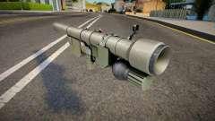 Remastered heatseek para GTA San Andreas