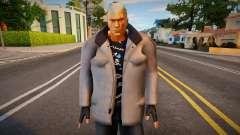 Bryan Gangsta Winter Combot Style 2 para GTA San Andreas