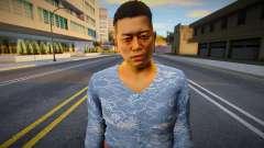 Tsuyoshi Nagumo - Yakuza 6 para GTA San Andreas