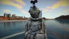 Call Of Duty Modern Warfare 2 - Army 14 para GTA San Andreas