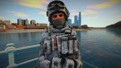 Call Of Duty Modern Warfare 2 - Army 15 para GTA San Andreas