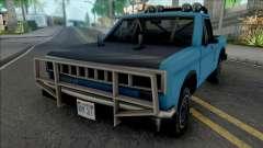 Bobcat Rat para GTA San Andreas