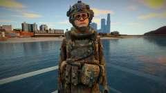Call Of Duty Modern Warfare skin 10 para GTA San Andreas