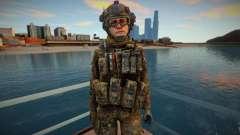 Call Of Duty Modern Warfare skin 13 para GTA San Andreas