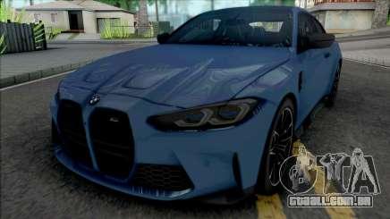BMW M4 Competition para GTA San Andreas