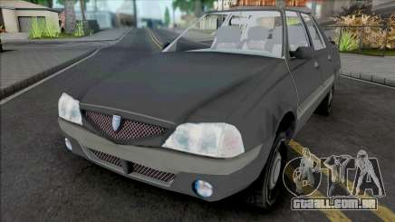 Dacia Solenza Grey para GTA San Andreas