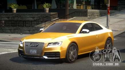 Audi RS5 GS para GTA 4